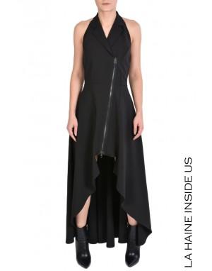 4B KORAI DRESS Black