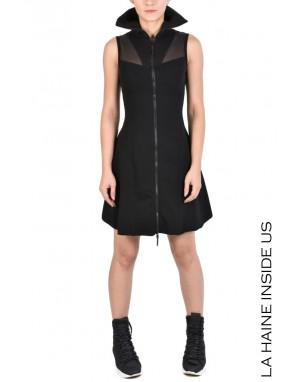 4M HALPAR DRESS Black