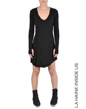 4J ADEX DRESS Black