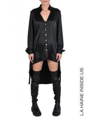 4O AKEEL SHIRT Black