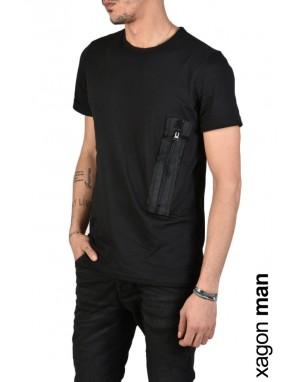 T-SHIRT JX2206 Black
