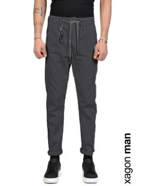 TROUSER CR0095 Grey