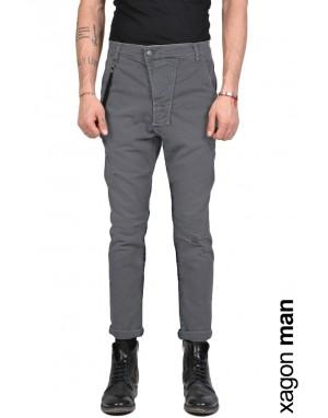 TROUSER CR0094 Grey