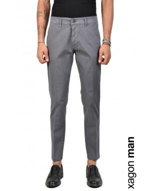 TROUSER CR7000 Grey