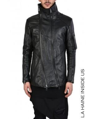 3B LAST JACKET Leather Black