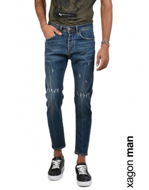 JEANS UGAELL Blue