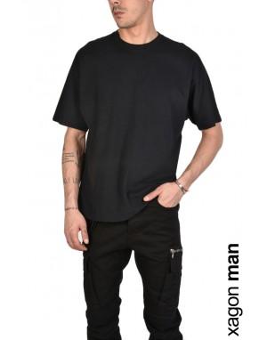 T-SHIRT JX2201 Black