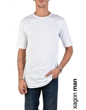 T-SHIRT JX2213 Bianco