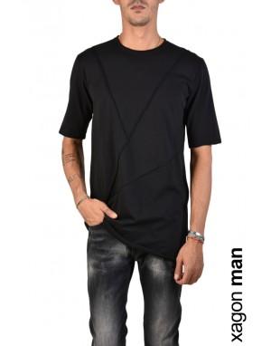 T-SHIRT JX2213 Black